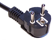 Schuko Mains Cable